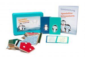 Speedolino Schneesturm für Kinder mit Lese-Rechtschreib-Schwäche