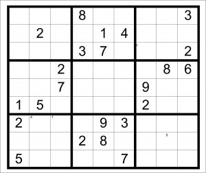 Sudoku vielleicht auch mal auf Zeit?