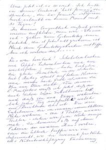 Immer wenn ich von Wim einen Brief bekam, freute ich mich wie ein Schneekönig. Wim war gut 20 Jahre älter und Direktor eines holländischen Gymnasiums.