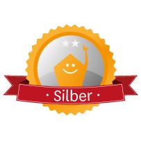 Logos-Mitgliedschaftsstatus-Silber