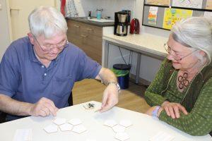 Senioren spielen Speedolino
