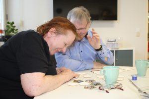 Gedächtnistraining für Blinde