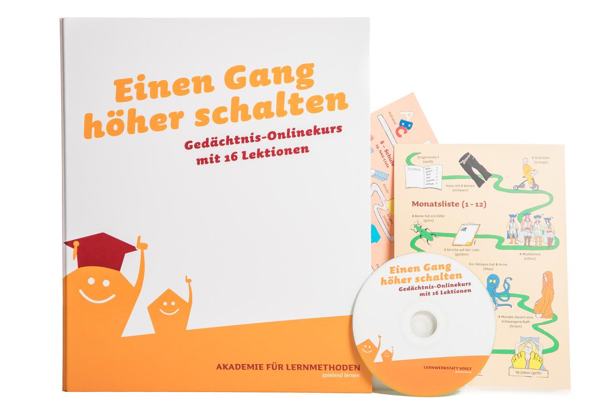 """Gedächtniskurs """"Einen Gang höher schalten"""""""