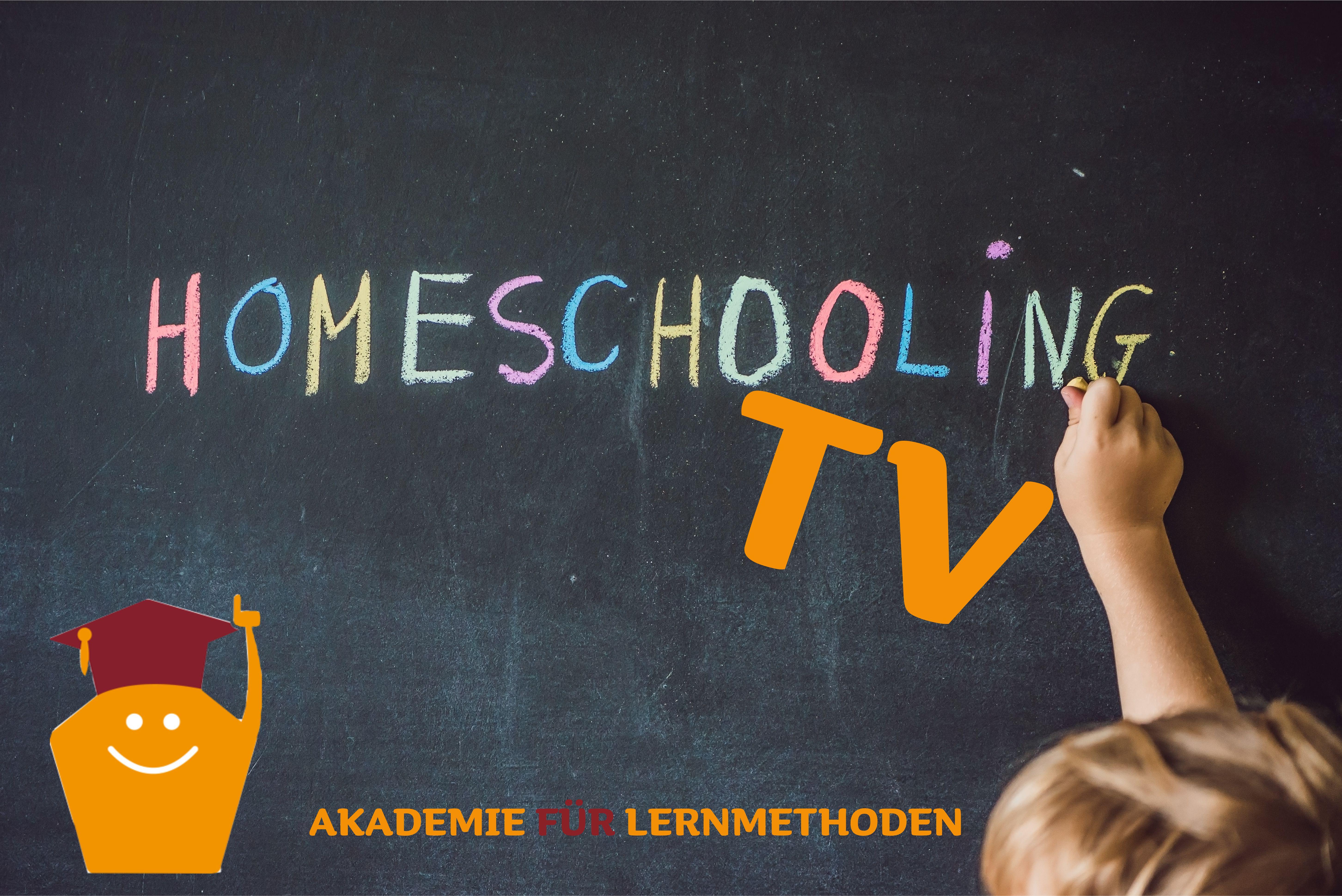 Homeschooling TV der Akademie für Lernmethoden
