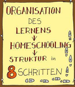 Das Lernen organisieren