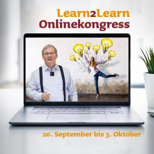 3. Learn2learn Onlinekongress